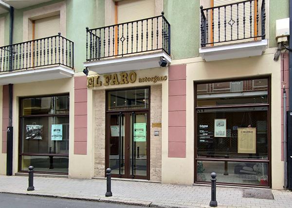 Oficinas El Faro Astorgano