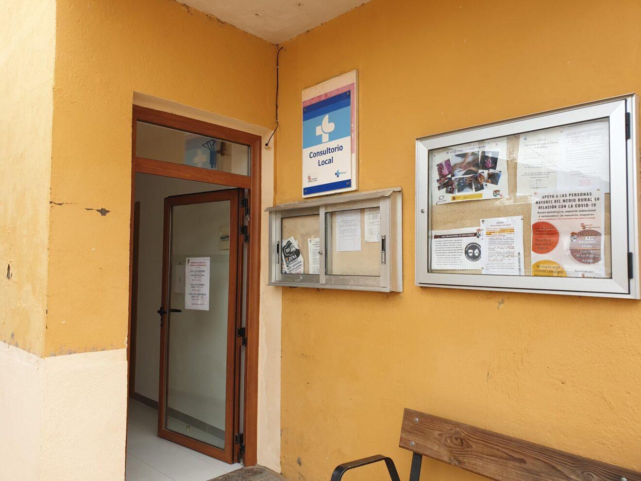 consultorio rural